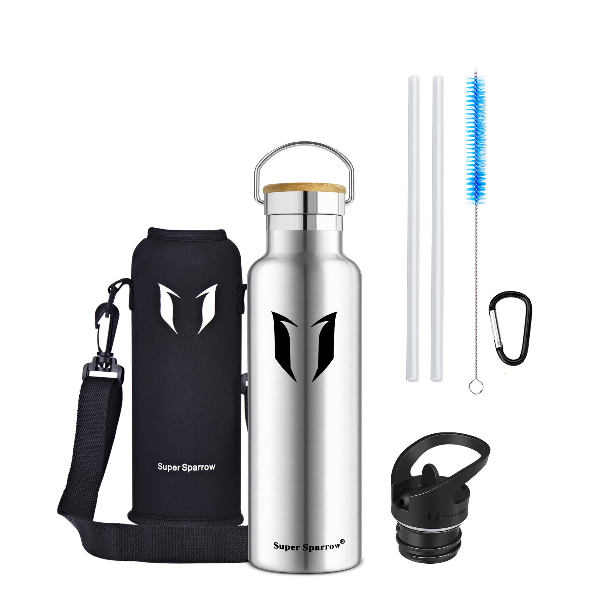 Win a Water Bottle by Super Sparrow | 2 Winners! - Midlands traveller